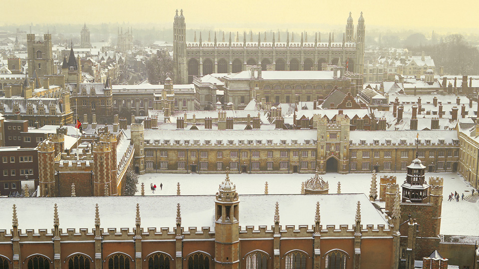 City Snow- Cambridge