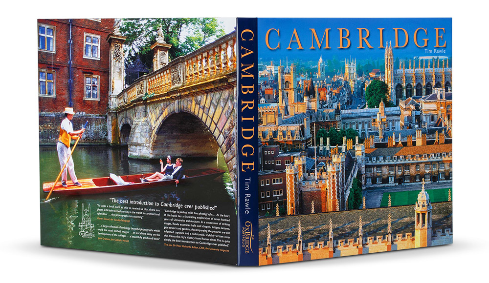 Cambridge by Tim Rawle