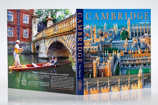 Books on Cambridge by The Oxbridge Portfolio