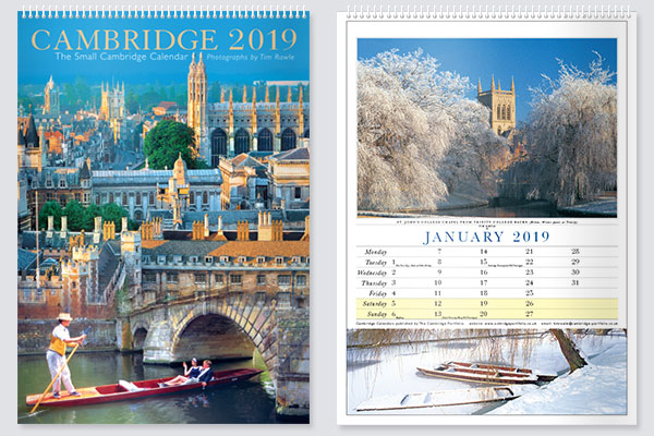 Cambridge Calendars