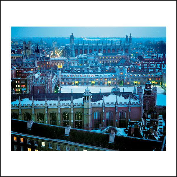 CP0009 Cambridge City Centre Night