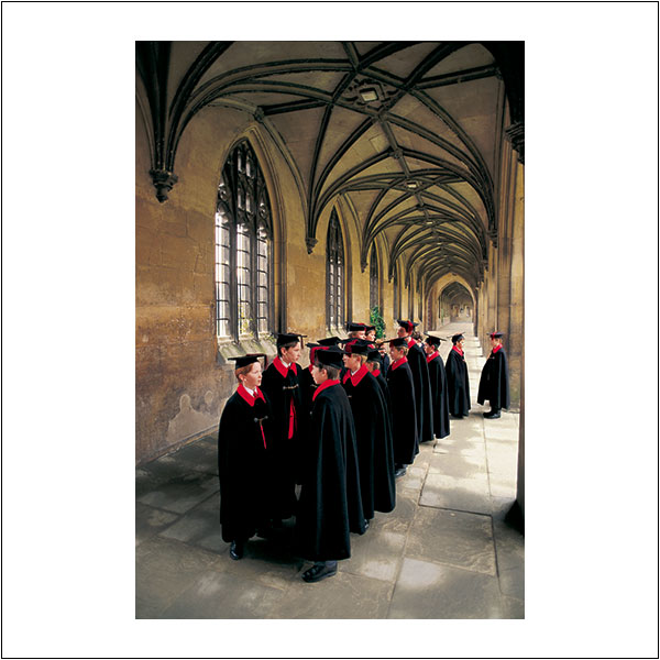 CP0088 St John's College Choristers