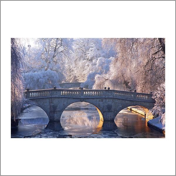 CP0097 Clare College Bridge North
