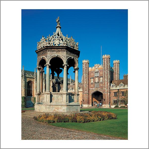 CP0220 Trinity College Fountain