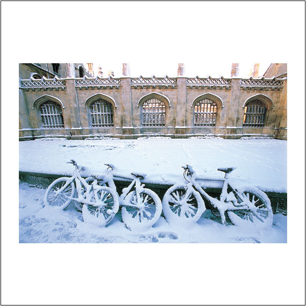CP0304 Snow bikes King's College