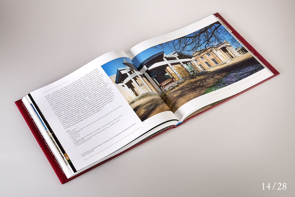 A Classical Adventure   The Architectural History of Downing College Cambridge by Tim Rawle