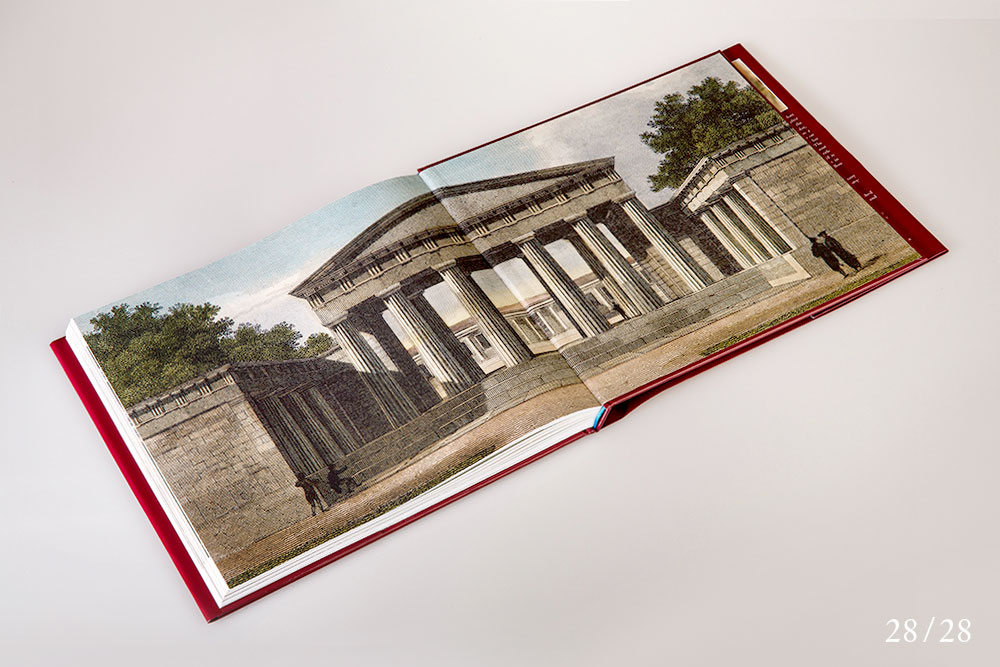 A Classical Adventure | The Architectural History of Downing College Cambridge by Tim Rawle