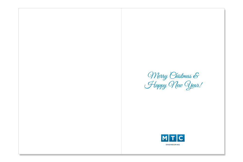 The Oxbridge Portfolio Cambridge Customised Christmas Cards