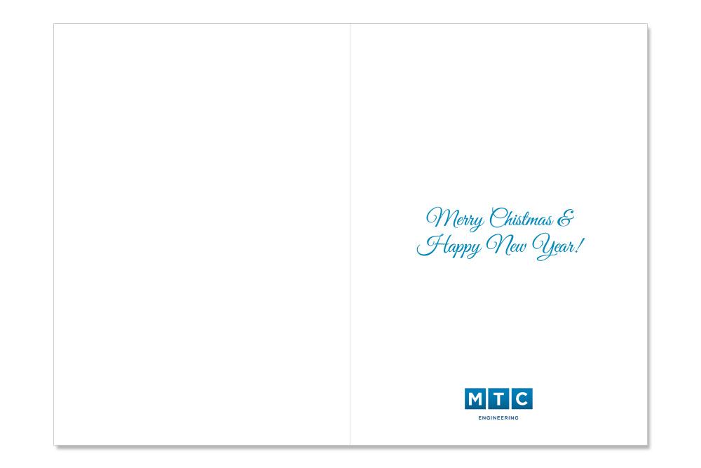 The Oxbridge Portfolio Cambridge Customised Christmas Cards