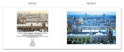 LCCC29 Cambridge Christmas Cards | The Oxbridge Portfolio